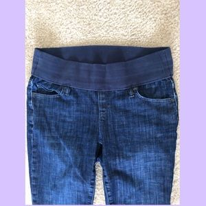 GAP Jeans - Maternity Skinny Jeans with Elastic Waist